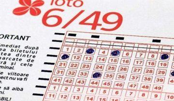 Loto 2 februarie 2020: ce numere s-au extras la Loto 6/49