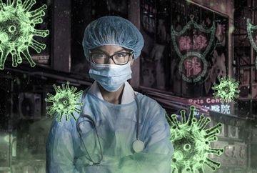 Coronavirus. Masca medicală ne apără sau nu de virus?