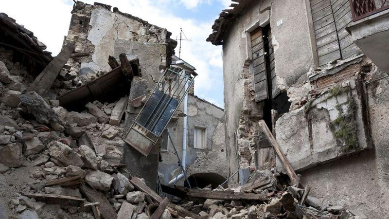 cladiri distruse cutremur