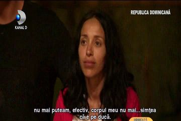 Ruby, declaratii in exclusivitate despre experienta ''Survivor Romania'': ''Nu mai puteam, efectiv, corpul meu simtea ca e pe duca...''