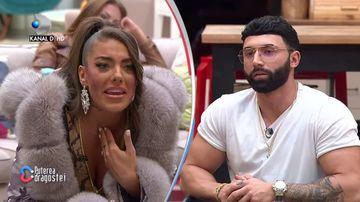 """Roxana și Turcu, scandal uluitor în culisele """"Puterea dragostei""""! Totul a fost filmat: """"Ne despărțim""""! VIDEO"""