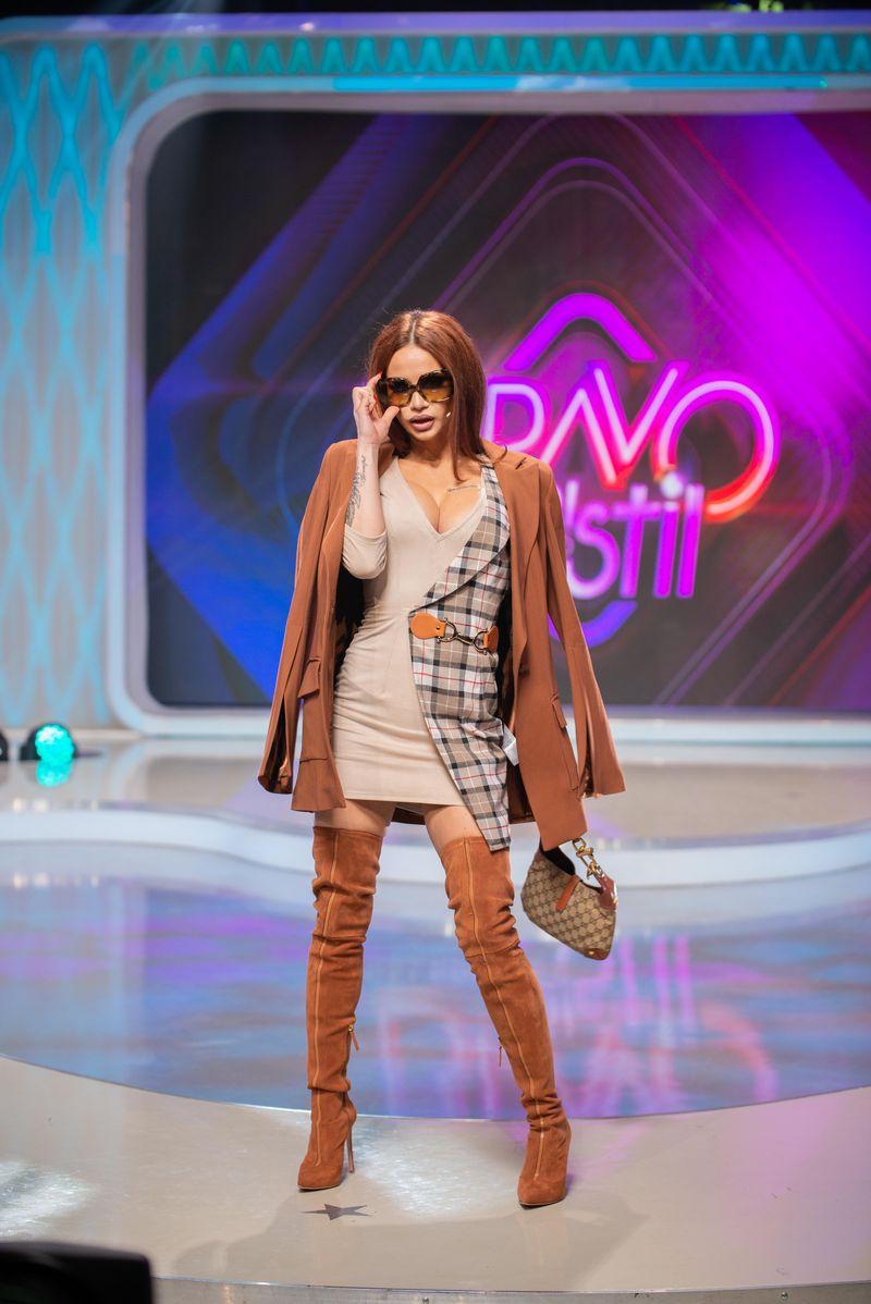 "Maria Ilioiu, de la ""Bravo, ai stil! Celebrities"""