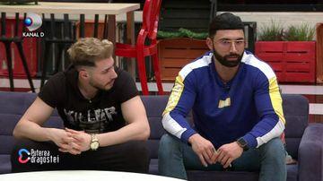 """Turcu, anunț șoc la """"Puterea dragostei""""! Vrea să rămână în emisiune fără Roxana! Ce a vorbit cu tatăl lui"""