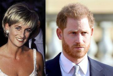 Prințesa Diana a prezis ruptura prințului Harry de familia regală britanică. Ce declara în trecut?