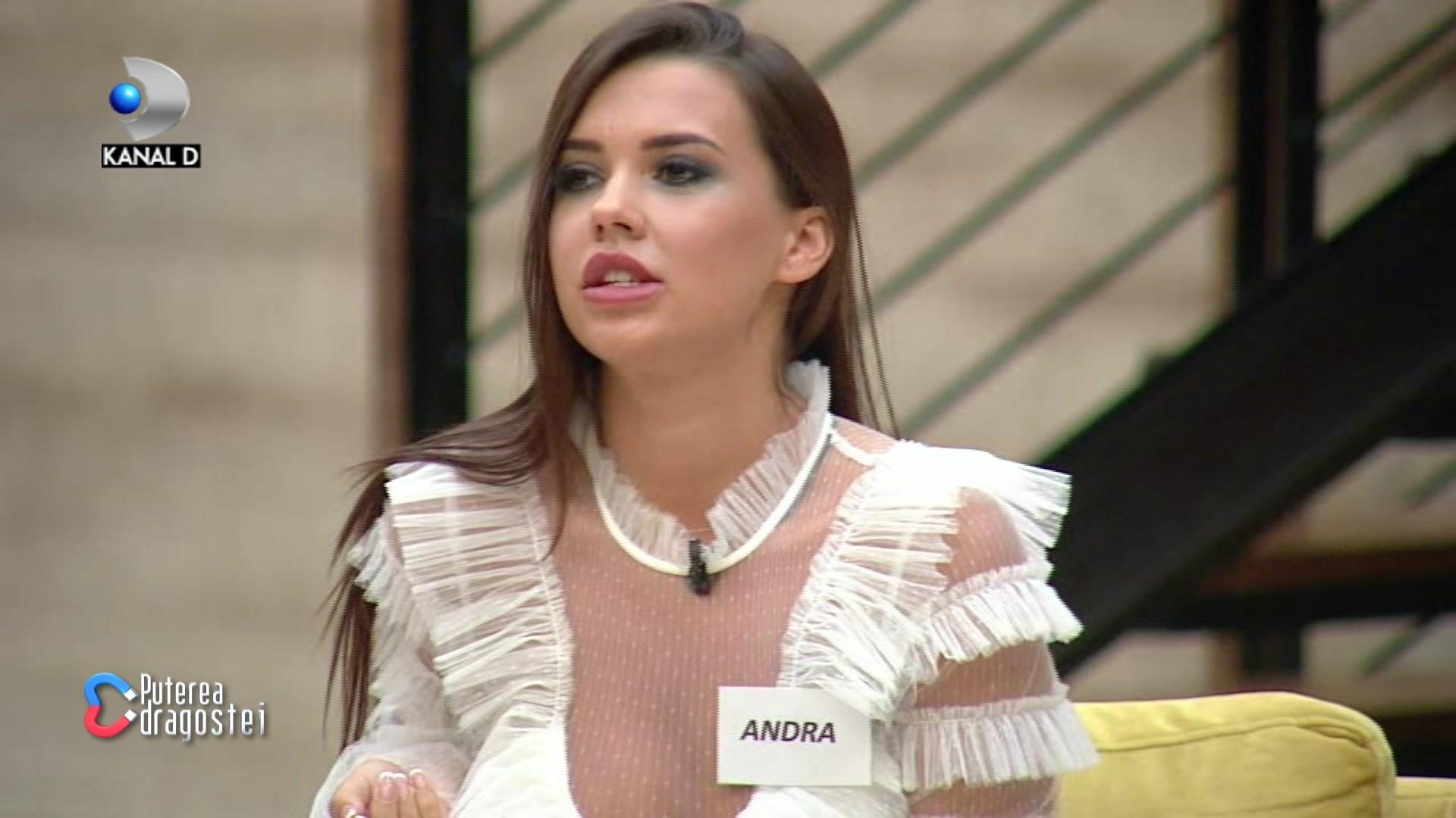Prima reactie a Andrei Volos dupa scandalul declansat de Hamude! Ce replica i-a dat dupa ce el a acuzat-o ca e falsa si nerecunoscatoare!