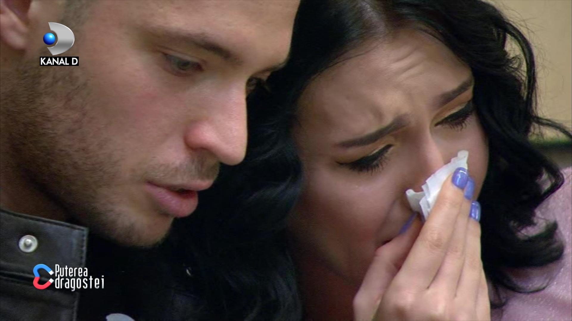 "Bianca, cu lacrimi in ochi! Livian i-a spus ca se despart: ""Nu ajungem niciunde""! Ce a urmat dupa anuntul-soc"