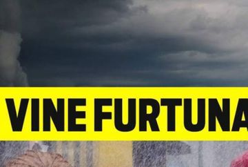 Alerta meteo! Furtuna care afecteaza Europa vine spre Romania. Cand va lovi Furtuna Sabine