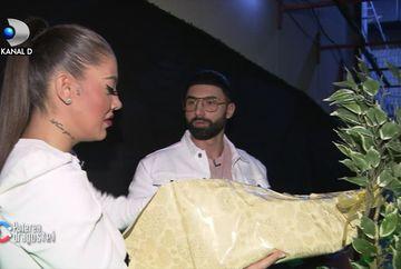 """Roxana a venit cu un cadou uluitor pentru Turcu! Ce i-a adus: """"Simte-te bine in mine""""!"""