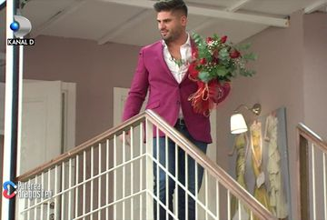 "Un nou concurent, Razvan, a intrat in casa ""Puterea dragostei""! Soc pentru un alt concurent: i-a invitat jumatatea la dans!"