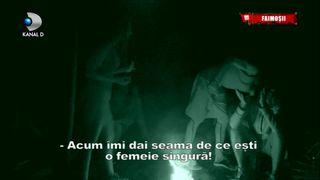 """Scandal urias in tabara Faimosilor! Elena si Bogdan s-au certat foarte tare: """"Acum imi dau seama de ce esti singura"""""""