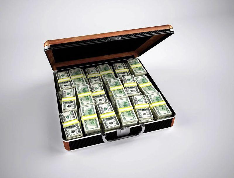 valiza bani