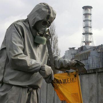 Descoperire socanta la Cernobil! In reactor creste o forma de viata care se hraneste cu radiatii