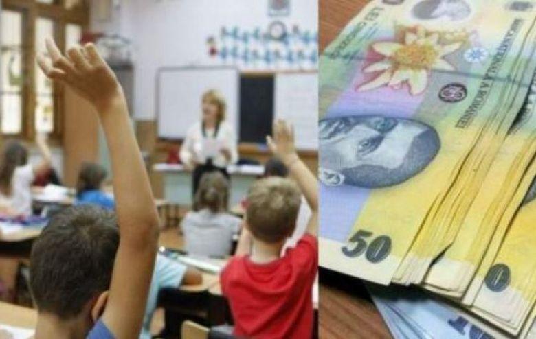 Veste buna pentru romani! Bursele scolare cresc din toamna 2020. Cat vor primi elevii