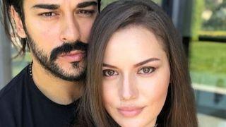 Lacrimi si durere in familia celebrului Burak Ozcivit! Sotia actorului, Fahriye Evcen si-a pierdut tatal si trece prin momente cumplite!