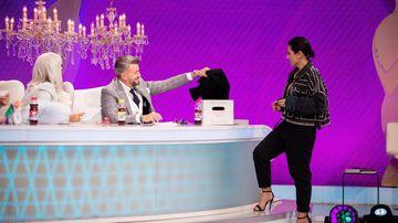 """Momentul adevarului la """"Bravo, ai stil! Celebrities""""! Catalin Botezatu a intrat in posesia dovezii si lamureste situatia cu Bianca Rus!"""