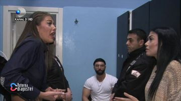 Roxana, criza nervoasa! Cum a incercat Andreea Mantea sa aplaneze cearta violenta dintre Turcu si fosta lui iubita! Iata ce s-a intamplat in culise!