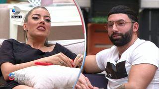 Roxana si Turcu, mult mai relaxati dupa bataia de ieri! Ce au vorbit cei doi astazi in emisiune, de Vallentine's Day!