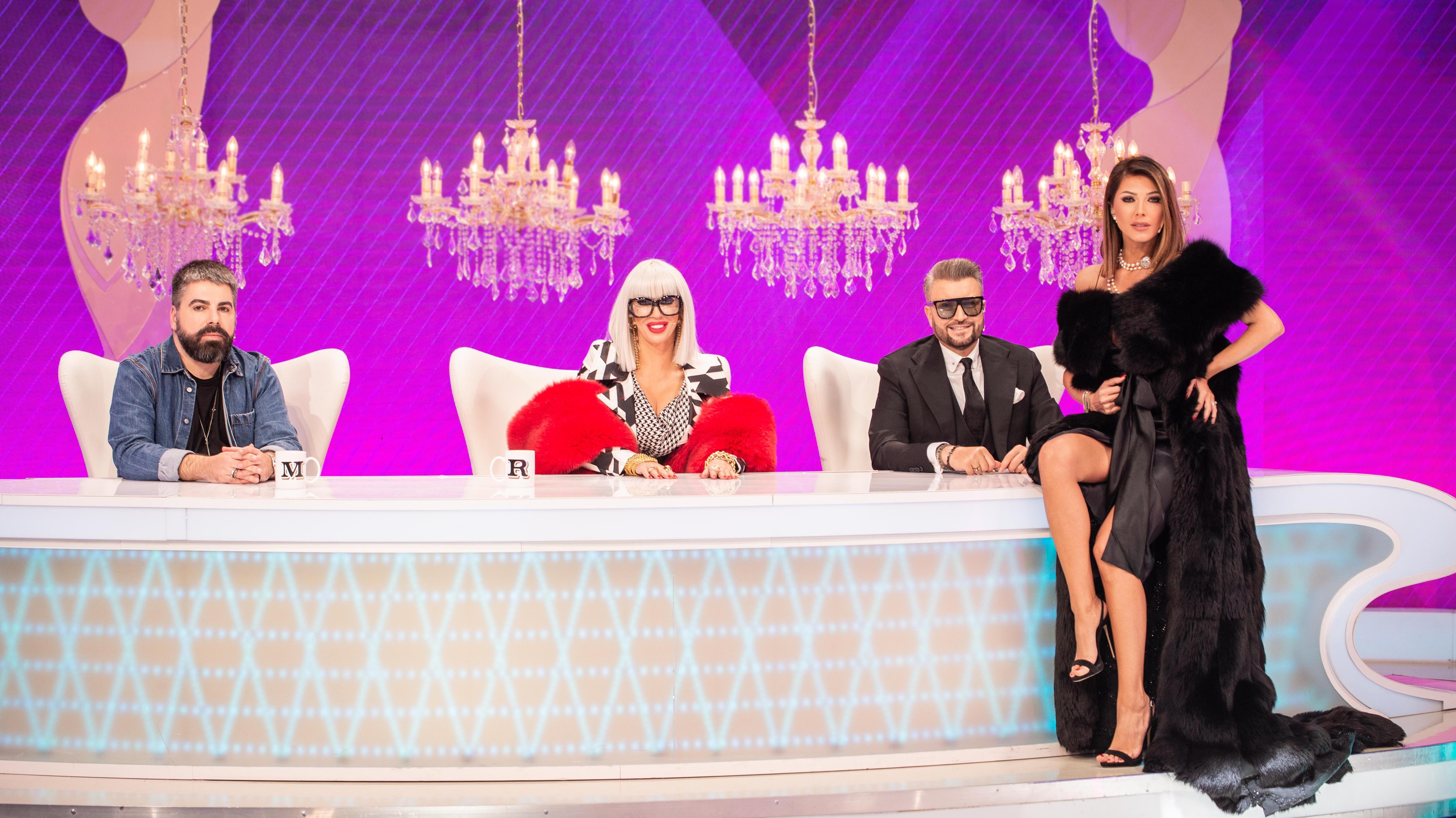 """Peste doua milioane de fani au urmarit editia de aseara a show-ului """"Bravo, ai stil! Celebrities"""". Kanal D, pe podiumul audientelor"""