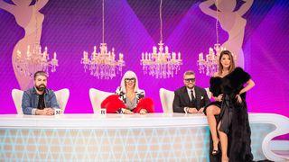 """Gina Chirila si Calina Dumitrescu, absente din editia de vineri """"Bravo ai stil! Celebrities"""""""