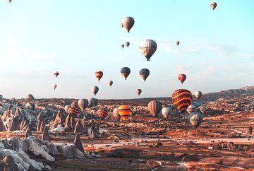 Destinatii populare pe care trebuie sa le vizitezi in Turcia