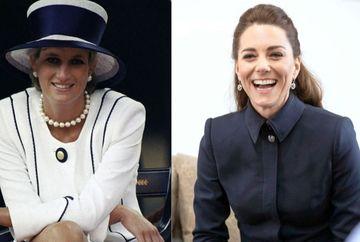 Se repetă istoria! Ce poreclă a primit Kate Middleton? Totul are legătură cu prințesa Diana!