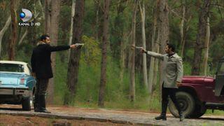 """Demir si Yilmaz, confruntare pe viata si pe moarte! Afla cum va reactiona Zuleyha cand il va vedea pe barbatul iubit in pericol de moarte, ASTAZI, intr-un nou episod din serialul """"Ma numesc Zuleyha"""", de la ora 20:00, la Kanal D!"""