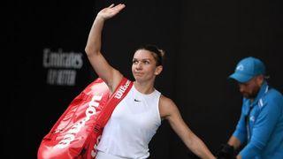 Simona Halep, apariție elegantă la petrecerea jucătoarelor de tenis din Dubai. A impresionat pe toată lumea!