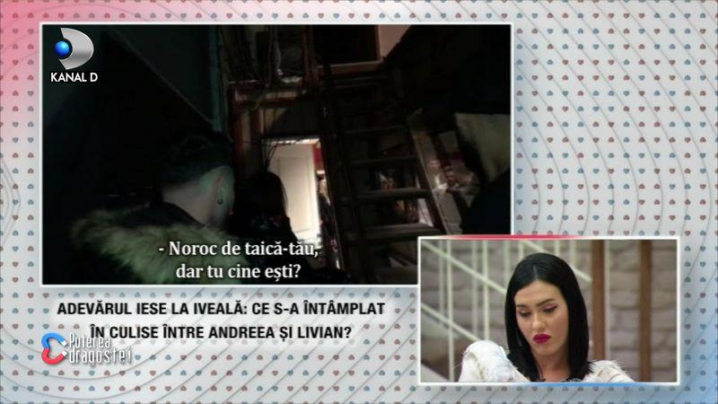 Conflictul dintre Oprica, Bianca si Livian