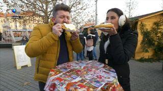 """Andreea Stravoiu și George Mihai vă poartă pașii prin """"Țara Galdelor"""" sau ținutul de la poalele Munților Trascăului, un colt de Rai ardelenesc din care nu-ți mai vine să pleci! Nu ratati """"ROventura"""", sâmbătă, de la ora 15:00, la Kanal D!"""