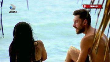 Moment incredibil la ''Survivor Romania''! Ghita si Elena s-au retras de restul echipei! Ce i-a marturisit: ''Prefer sa vin sa vorbim doar noi doi...''