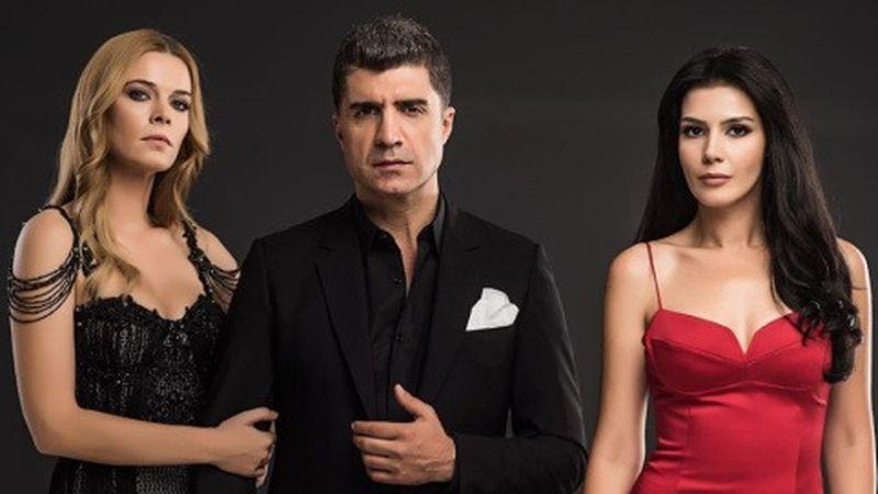 """Ozcan Deniz, Hatice Sendil si Begüm Kütük Yaşaroğlu au refacut triunghiul personajelor din serialul """"Ziua in care mi s-a scris destinul"""""""