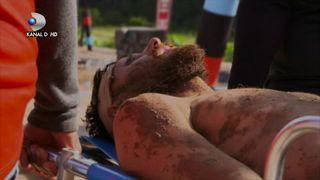 Un concurent de la ''Survivor Romania'' transportat de urgenta la SPITAL: ''Am simtit cum a facut poc'' Gratiela Duban, in lacrimi!