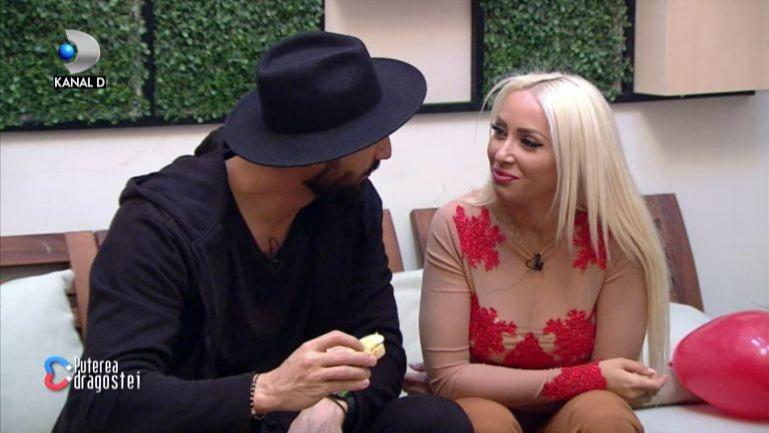 Andreea Pirui si Marius s-au despartit oficial! Blonda a spus motivul in emisiune!