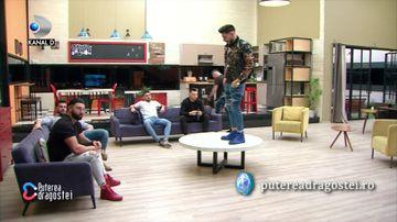 Ligi e la spital, iar Philip danseaza pe masa! Cum a fost luat la rost de concurenti