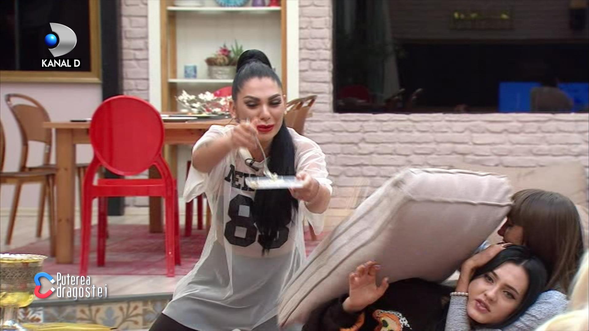 "Bianca a revenit in emisiunea ""Puterea dragostei""! Circ si scandal chiar de la intoarcere! Ce s-a intamplat"