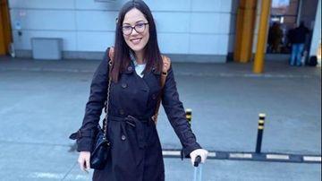 """Raluca Munte a plecat in Istanbul! Va reveni sau nu la """"Puterea dragostei? Iata cu cine a fost surprinsa in avion!"""