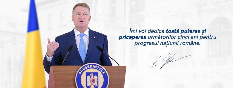 Mesajul presedintelui Iohannis pentru romani, in legatura cu Coronavirus