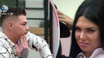 Fernando a amenintat-o pe Daiana ca o calca in picioare! Ce l-a deranjat pe tanar la fosta iubita