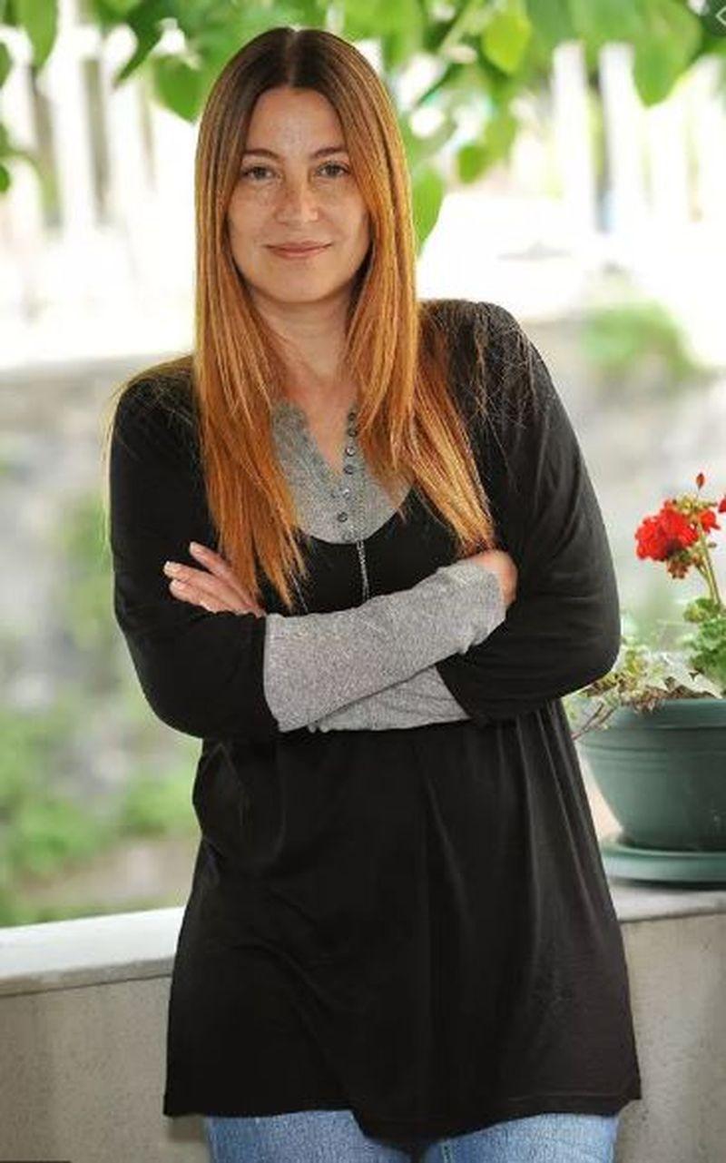 """Ea este cea mai importanta persoana din viata celebrei Vahide Percin (Hunkar din serialul """"Ma numesc Zuleyha"""")!"""