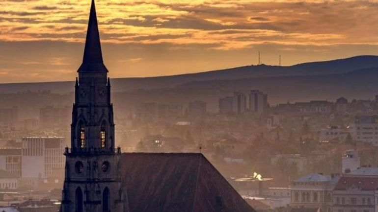 Clujul, MAI POLUAT de cât Bucureștiul?