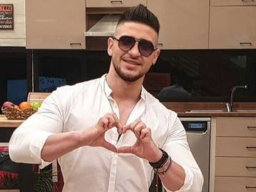 """Soc pentru fanii """"Puterea dragostei""""! Bogdan Mocanu si Loredana Chivu, impreuna! """"S-au sarutat"""""""
