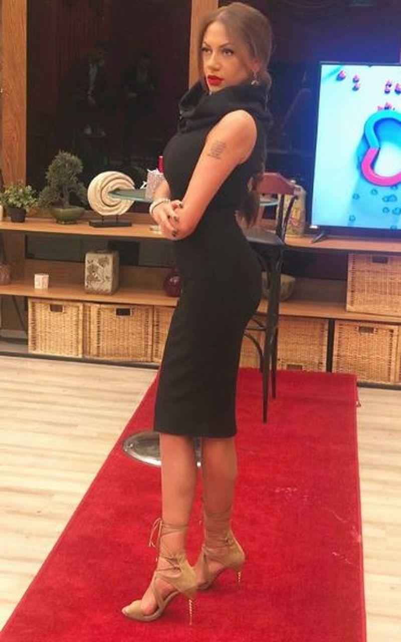 """Andreea Oprica de la """"Puterea dragostei"""", schimbare spectaculoasa de look!"""