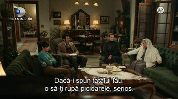 """Bunica Haminne dezvaluie secretul fiicei sale, Hunkar! Afla cum va reactiona Demir si ce masuri va lua impotriva lui Fekeli, ASTAZI, intr-un nou episod din serialul """"Ma numesc Zuleyha"""", de la ora 20:00, la Kanal D!"""