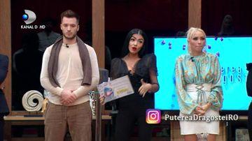 Eliminare cu surprize la ''Puterea dragostei''! Andreea Mantea a facut anuntul: ''Pentru prima oara in istoria acestei emisiuni...''