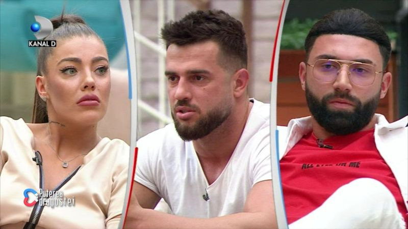 Roxana, Catalin si Turcu