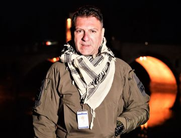 Christian Sabbagh, reportaj cutremurator din mijlocul refugiatilor sirieni, in aceasta seara, la Stirile Kanal D