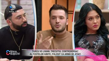 Turcu si Livian si-au aruncat vorbe grele: ''Pe scandal, pe bataie, cand vreodata cu mine?''