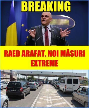 BREAKING NEWS! Autoritățile iau noi MĂSURI EXTREME! Raed Arafat și Nelu Tătaru expun în acest moment situația și toate măsurile pe care le adoptă