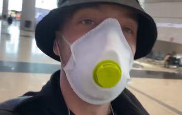 """Livian, aparitie alarmanta pe aeroport, in plina criza de coronavirus! Ce a patit concurentul de la """"Puterea dragostei"""""""