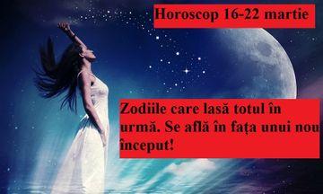 Horoscop 16-22 martie. Experiențe noi și trăiri intense pentru toate zodiile!